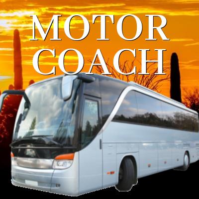 Motor Coach Service Phoenix Arizona