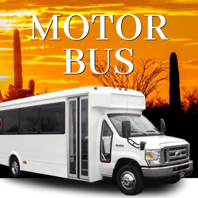 Motor Bus Rentals Phoenix Arizona